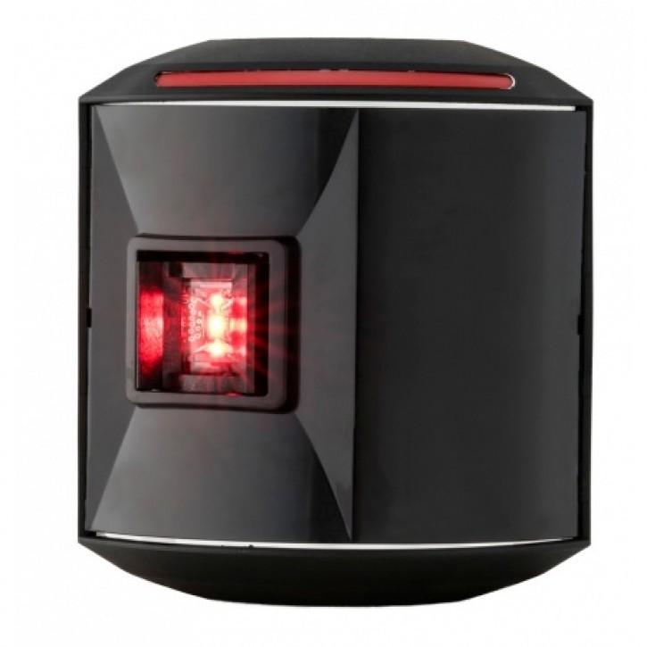 Aqua Signal Serie 43 Backbord LED 10-30V