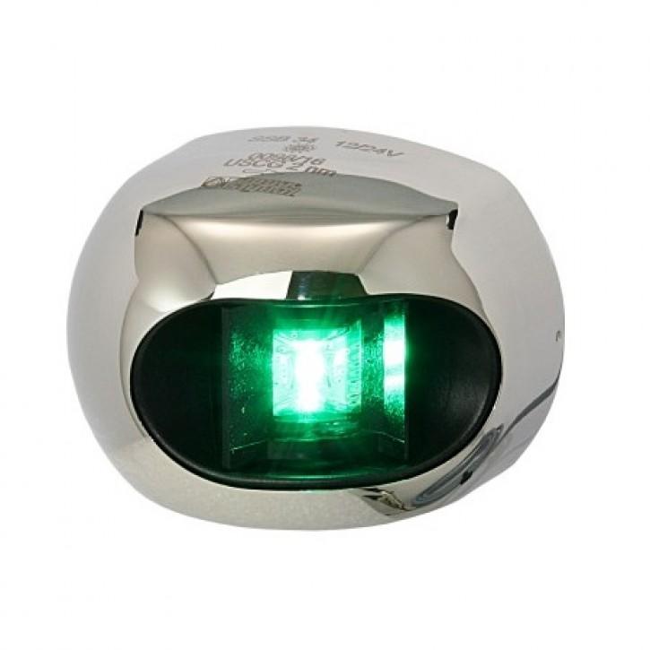 Serie 34 LED Stb-Laterne mit Edelstahlabdeckung