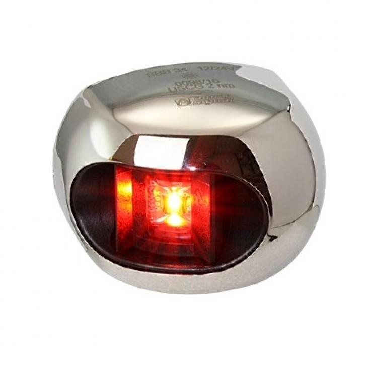Serie 34 LED Bb-Laterne mit Edelstahlabdeckung