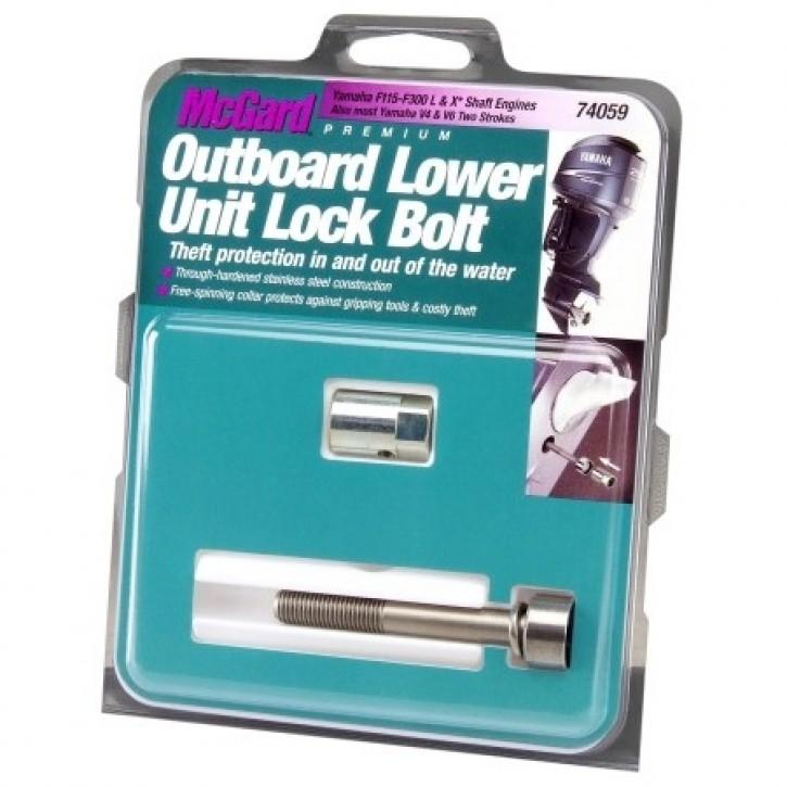 McGard Lower Unit Lock Sicherung für Yamaha