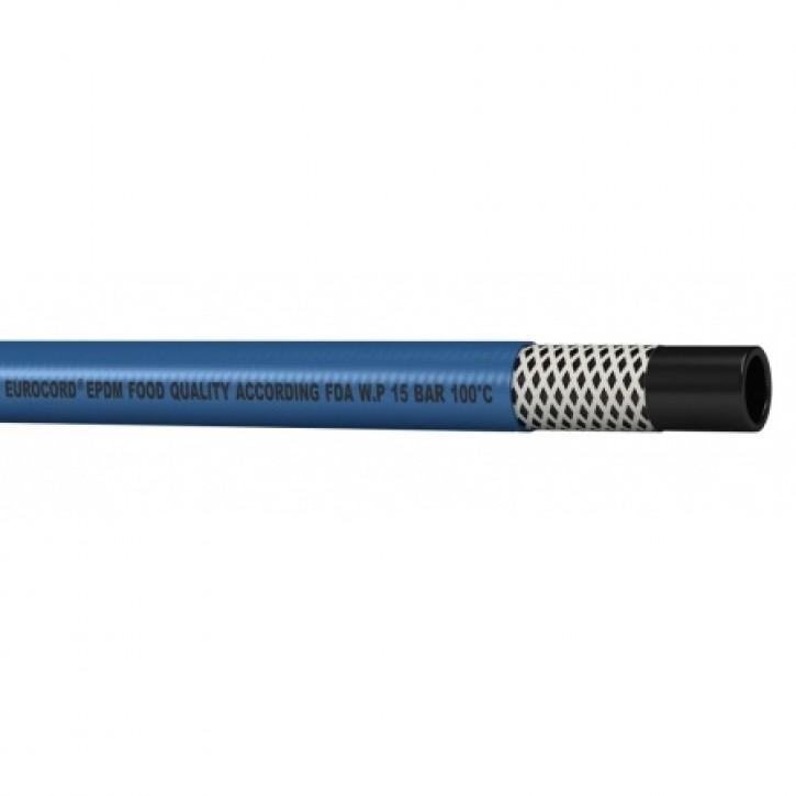 Trinkwasserschlauch blau innen 13 mm pro Mtr.
