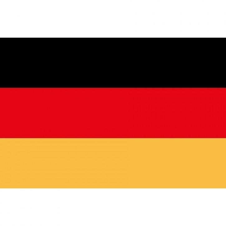 Flagge 20 X 30 cm Deutschland