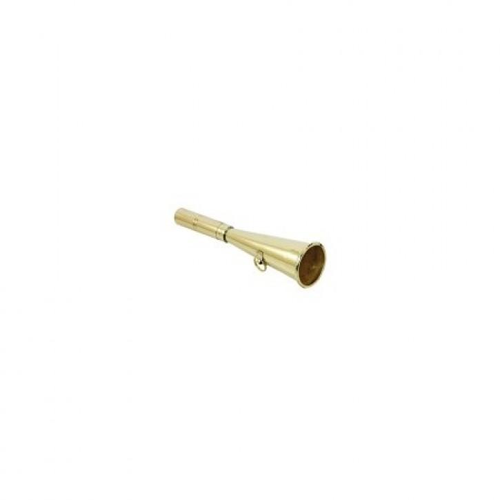 Signalhorn gerade aus Messing 330 mm
