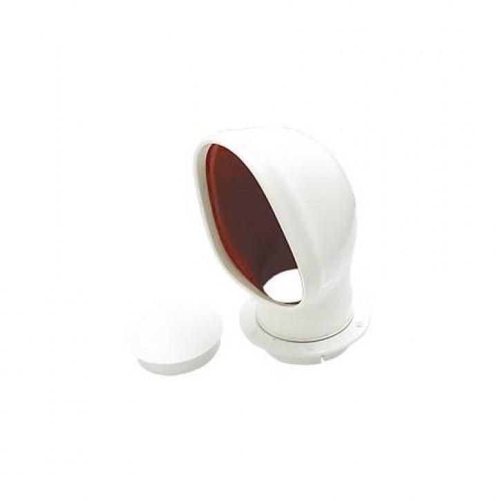 Hutzenlüfter aus PVC  230 mm