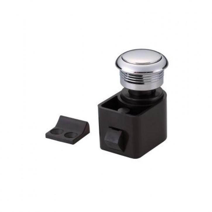 Druckkopfschnapper rund Knopf und Ring