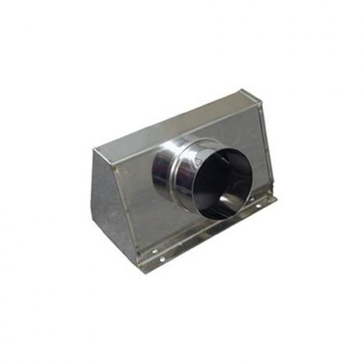 Anschlussbox aus Edelstahl passend für EK41300