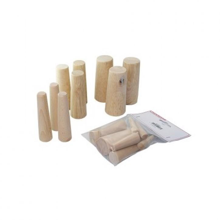 Leckpfropfen Holz VP-10 Stück