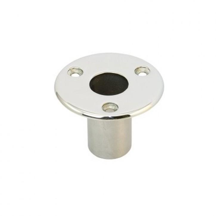 Edelstahl Halterung für 25 mm Rohr