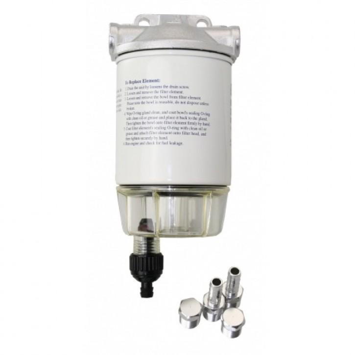 Kraftstofffilter und Wasserabscheider