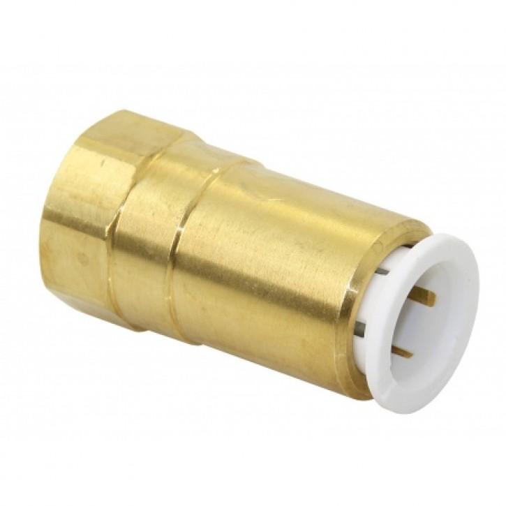 "SPEEDFIT 15 Messing 1/2"" BSP Innengewinde - 15 mm"