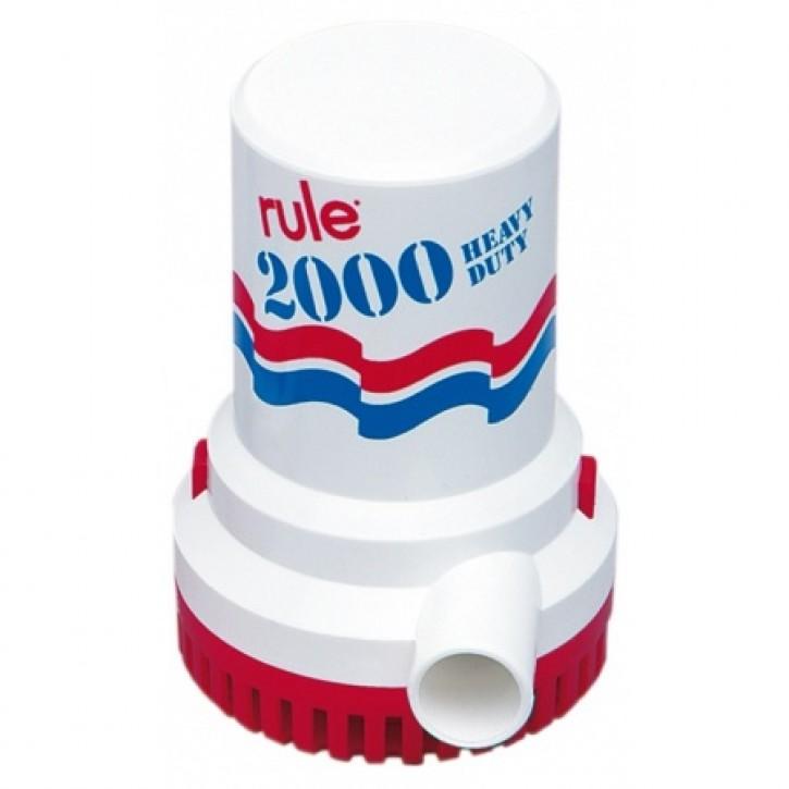 Bilgepumpe Rule 2000  12V