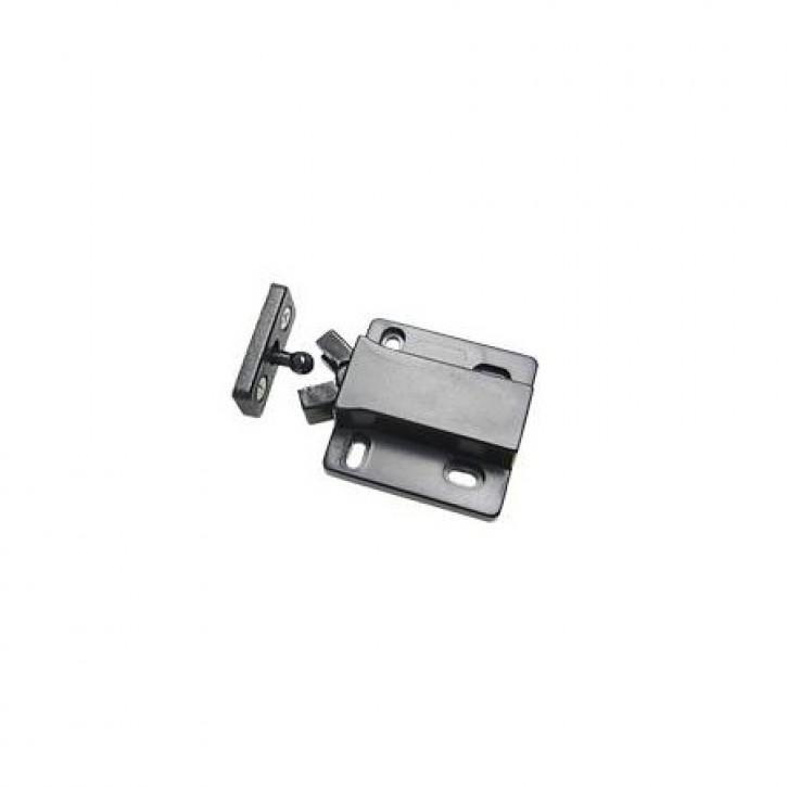 Druckverschluss ABS Kunststoff  pro Stk.