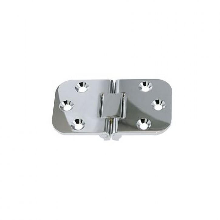 Spieltischband Typ SMH-40 Messing verchromt