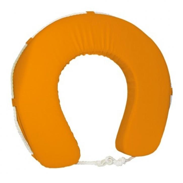 Hufeisen Rettungsring orange