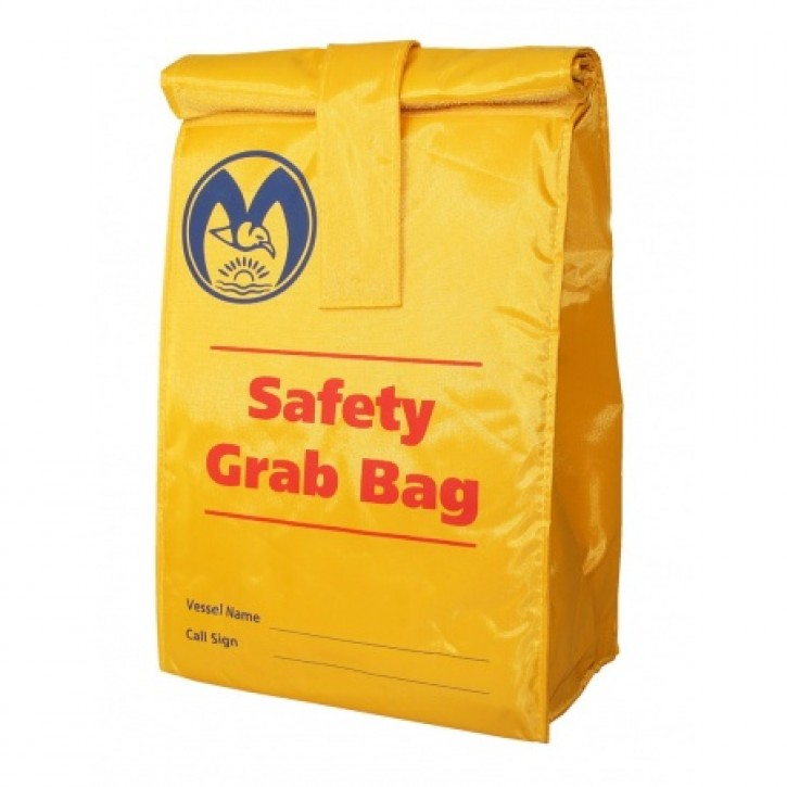Safety Grab Bag gelb pro.Stk.