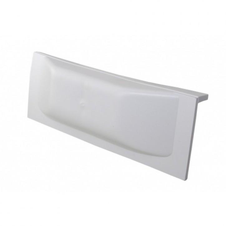 Stegfender 25 cm weiß