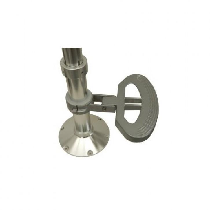 Fußstütze für 87 mm Rohrdurchmesser