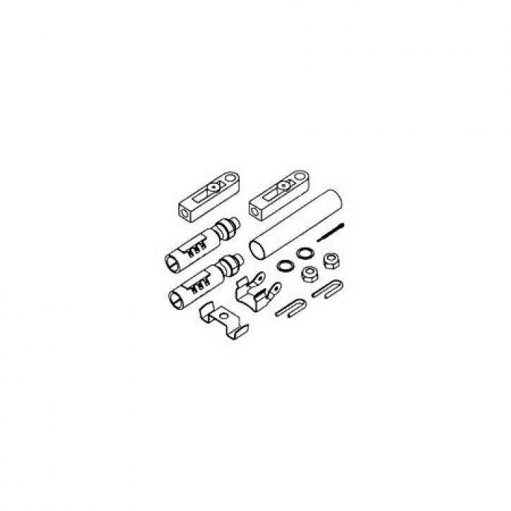 Anbausatz für Johnson und Evinrude-Motoren
