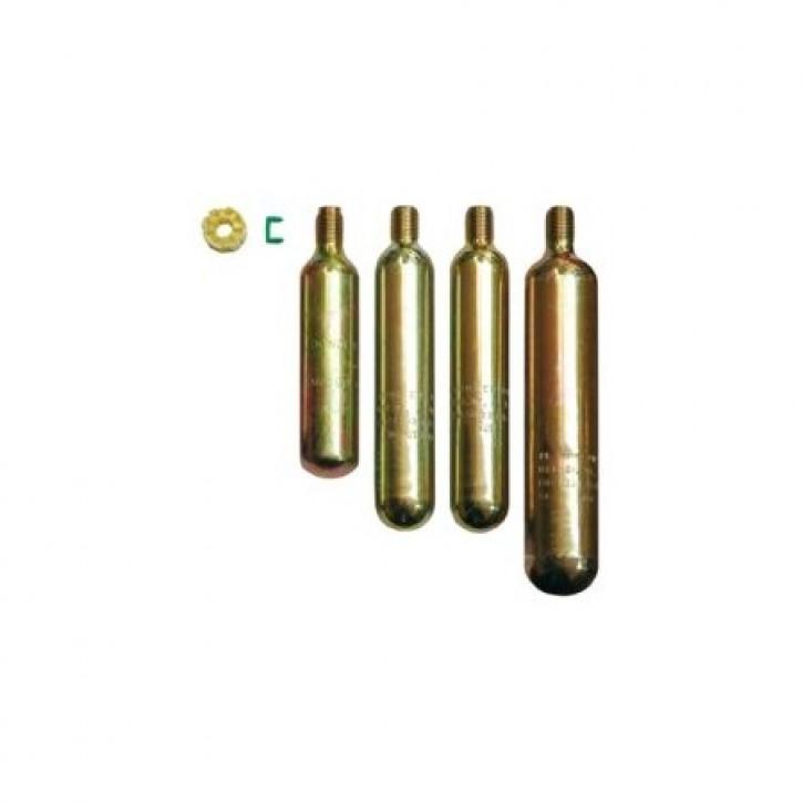 CO2-Zylinder für VSG Rettungswesten 33g pro.Stk.