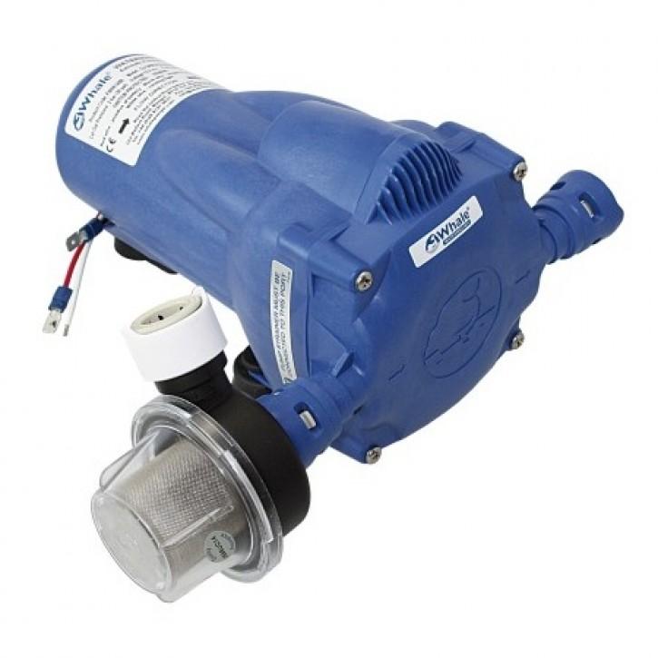 Whale Watermaster Druckwasserpumpe 8l  2 bar