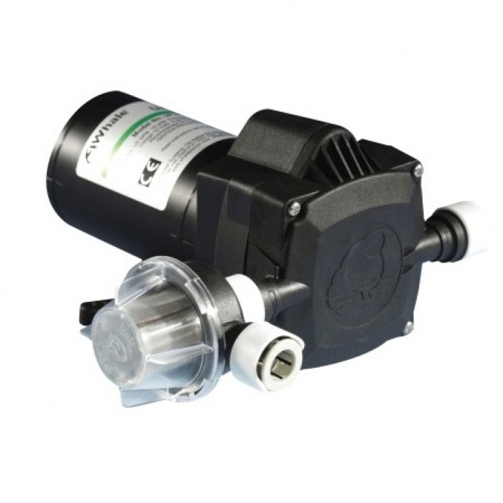 Whale Jetflo-Pumpe 18l  3 bar 12V