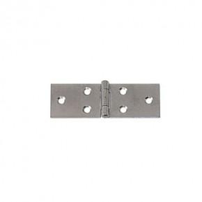 Tischband Scharnier Edelstahl matt 37 X 160 mm