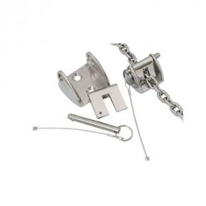 Kettenstopper Edelstahl für 8-10 mm Kette
