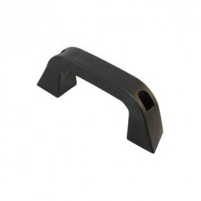 Handgriff aus Kunsstoff schwarz 187 mm