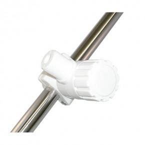 Antennenhalter Nylon mit Handrad