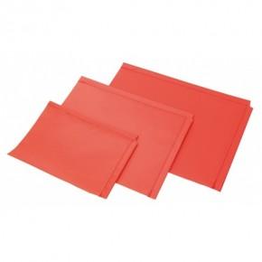 Verklicker Ersatztücher rot 150 mm 10 Stück VP