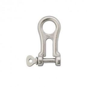 Kettenschäkel Edelstahl für Kette 10-12 mm
