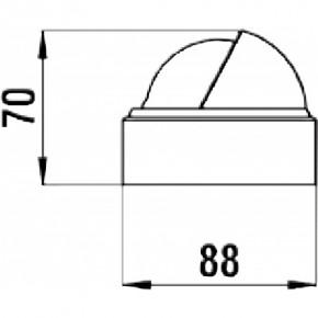 Stella BS1 Kompass schwarz