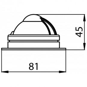 Comet BC1 Kompass in schwarz
