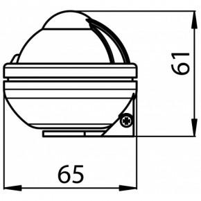 Comet BC2 Kompass schwarz