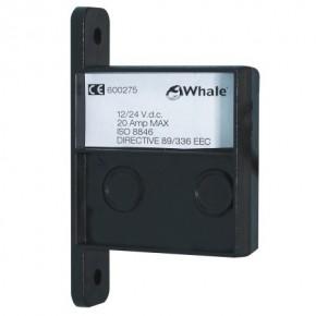Whale Elektr. Automatikschalter 12/24V mit Verzögerung